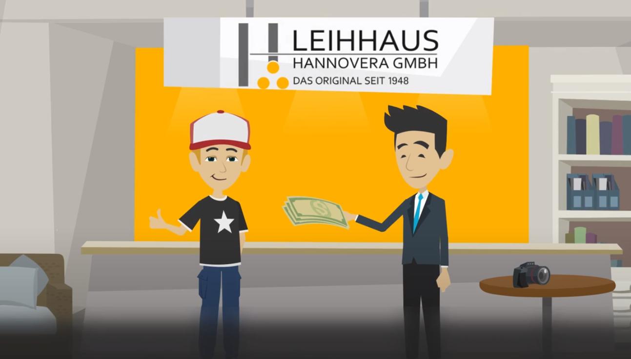 Bild zum Video Pfandleihhaus